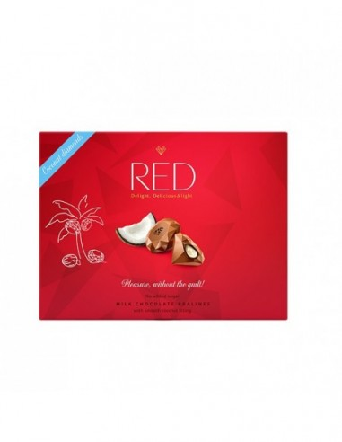 Chocolate con leche 12x100g RED