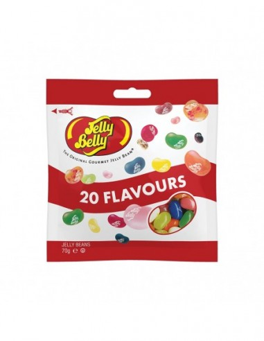 Lata 20 sabores 24x65g JELLY BELLY